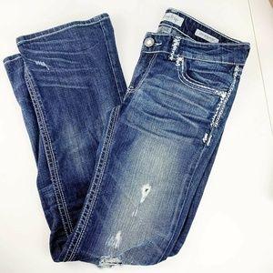 Daytrip Buckle Leo Bootcut Jeans
